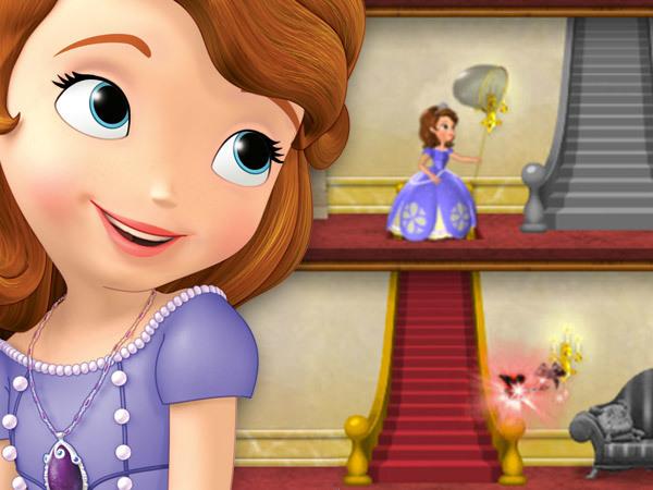 Incantesimo dell'amuleto - Sofia la principessa