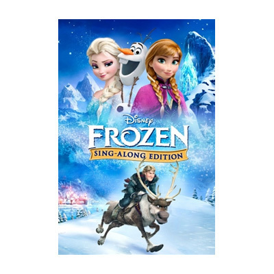 Frozen Sing-Along Edition from $19.99