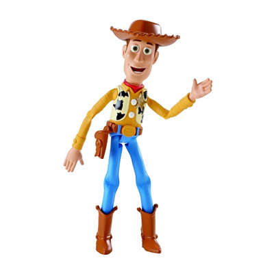 Woody Action Figure $17.95