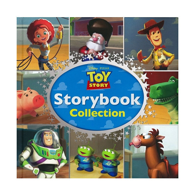 Toy Story Storybook Collection $11.95