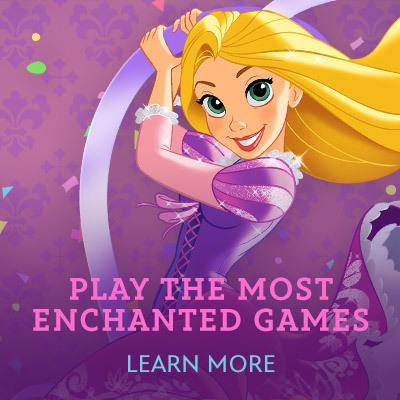 Disney Princes Games