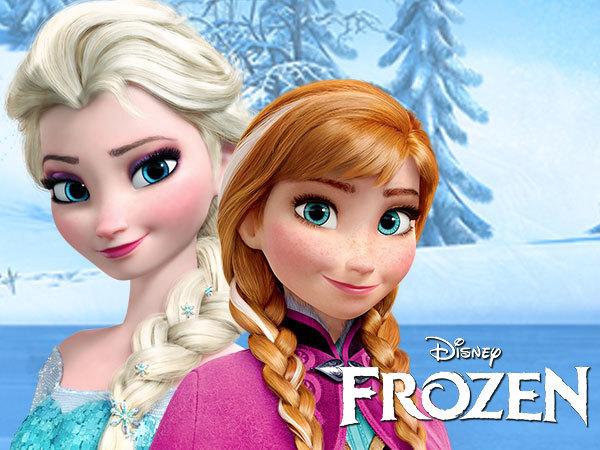 Frozen - O Reino de Gelo