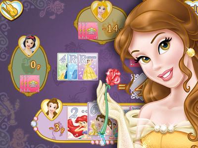 Juego de Cartas de Princesas