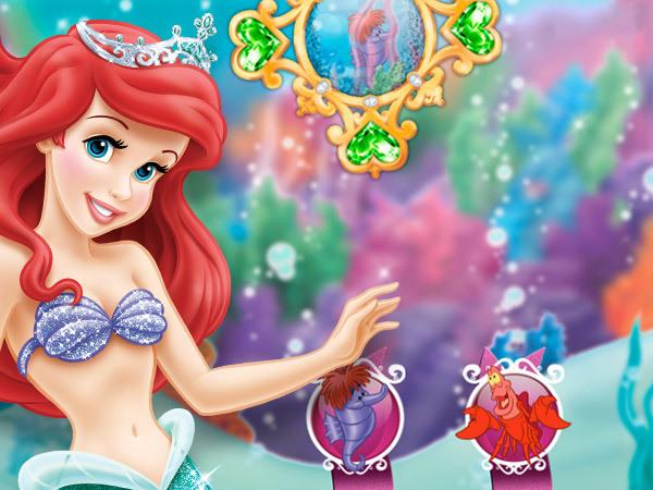 Nada con Ariel