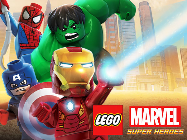 Lego Marvel Superhero