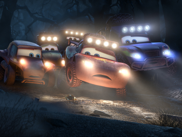 """The Radiator Springs 500 1/2"" Gallery"