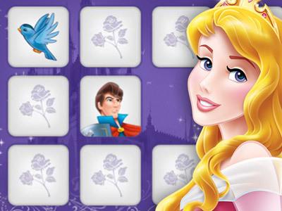 Amigos de la princesa Aurora