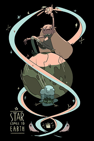 Star Comes to Earth