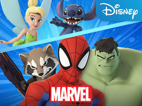 App Disney Infinity 2.0 Toy Box