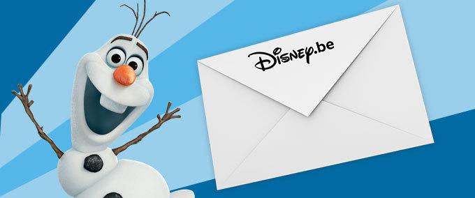 Disney Nieuwsbrief