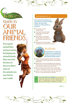 Fawn's Guide to Our Animal Friends p1