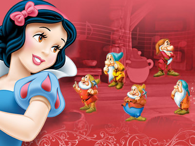 Princess Friends - Snow White