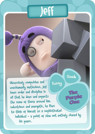 Jeff Character Card