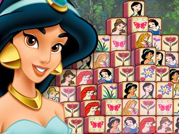 El Mahjong de las Princesas