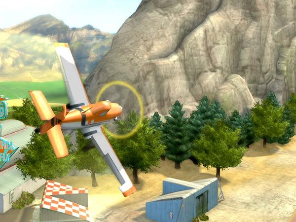 Planes Nintendo Wii U Gallery