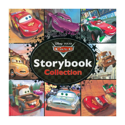 Cars Storybook Collection $11.95