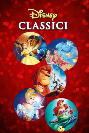Collezione Completa Classici Disney