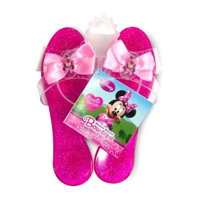 Minnie Mouse Click Clack Shoes $17.95