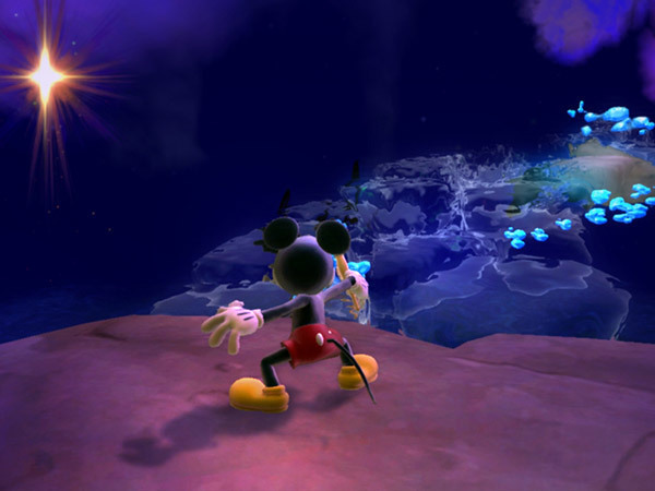 Epic Mickey 2 Playstation Gallery