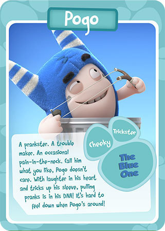 Pogo Character Card