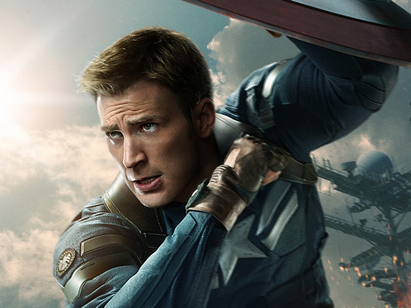 Captain America: The Winter Soldier Gallery