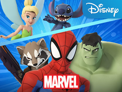 Disney Infinity 2.0 Toy Box para Android