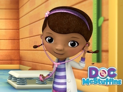 Doc McStuffins Products