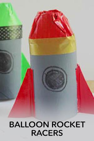 Disney Imagicademy Printable - Rocket Racers