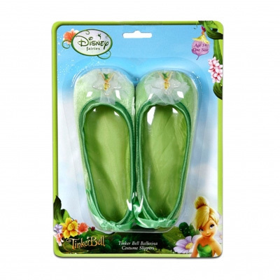 Tinker Bell Slippers $17.95