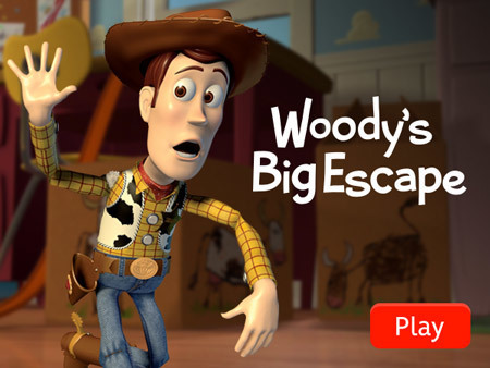 Woody's Big Escape