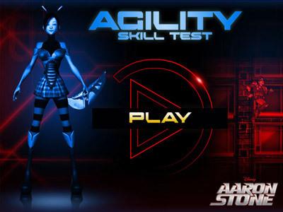 Aaron Stone - Agility