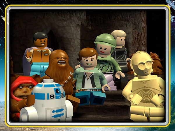 LEGO STAR WARS: The Complete Saga Gallery