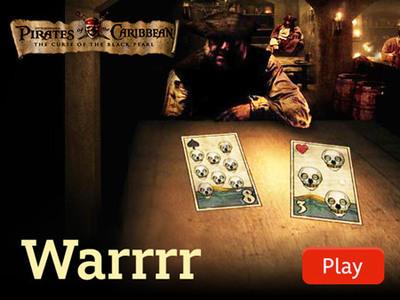 Pirates of the Caribbean - Warrrr