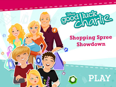 Good Luck Charlie: Bugs Be Gone Game - Play Good Luck ...