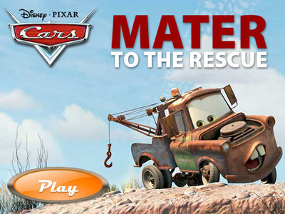 Cars - Mater to the Rescue