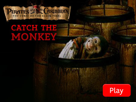 Pirates of the Caribbean - Catch the Monkey