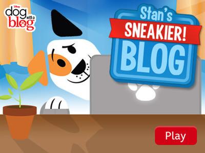 Stan's Sneakier Blog