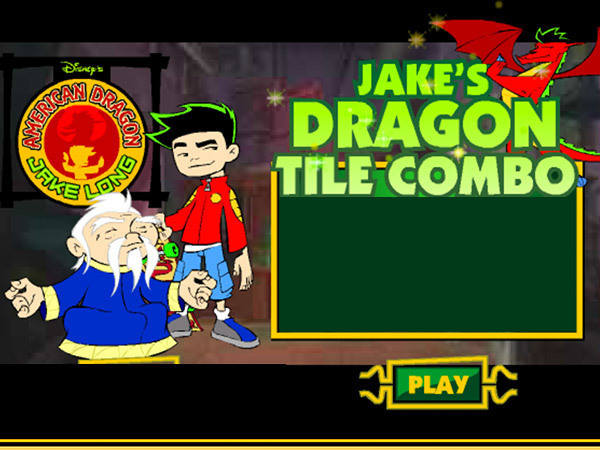Jake's Dragon Tile Combo