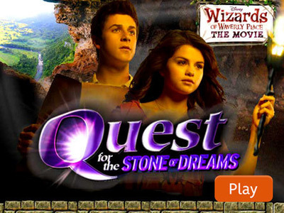 Wizards of Waverly Place - Quest for the Stone of Dreams