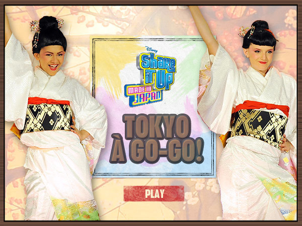 Shake It Up: Tokyo A Go-Go