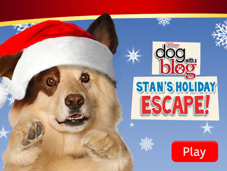 Stan's Dream Escape Holiday Edition