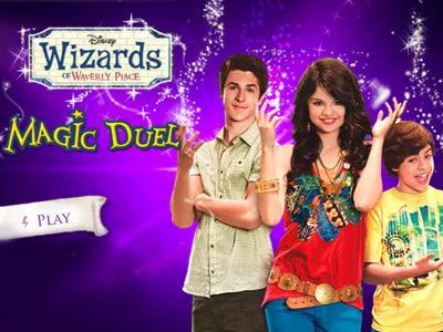 Wizards Magic Duel