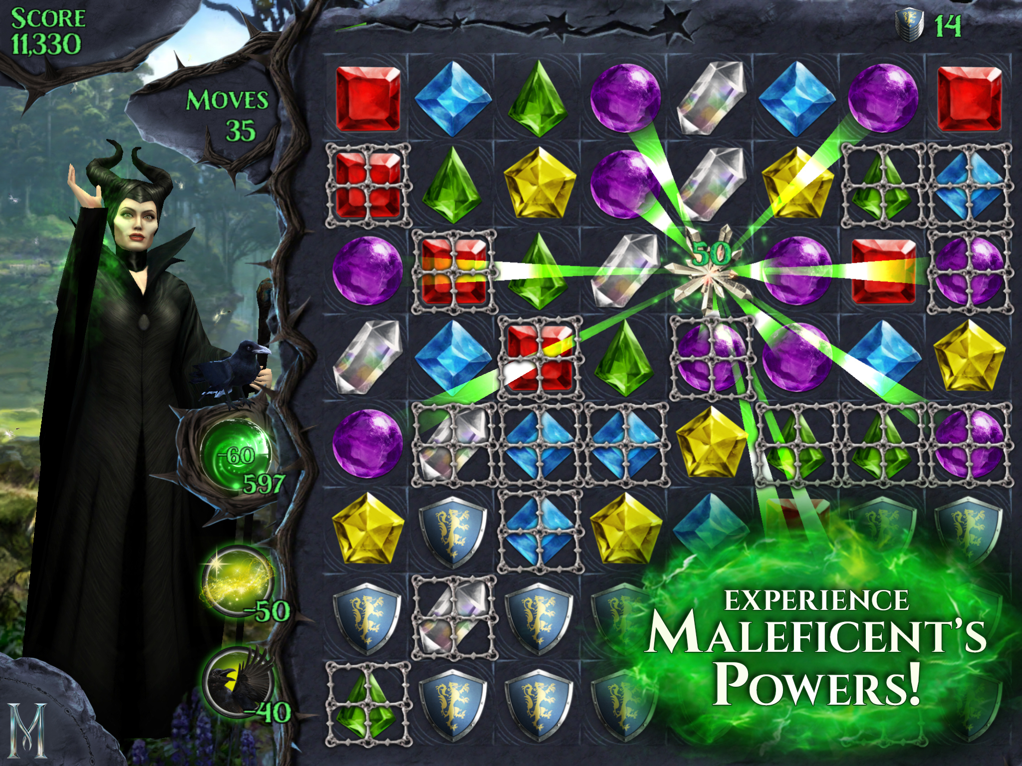 Maleficent Free Fall | Disney LOL - photo#41