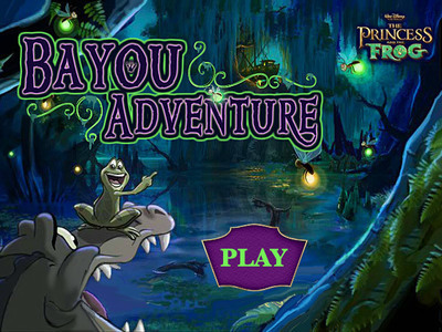 Princess And Frog Games