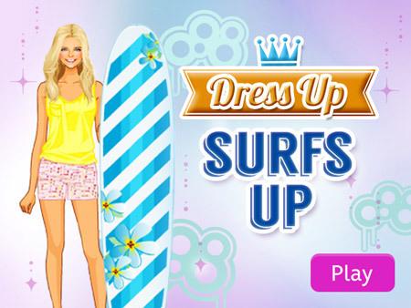 Style Copier: Surf's Up