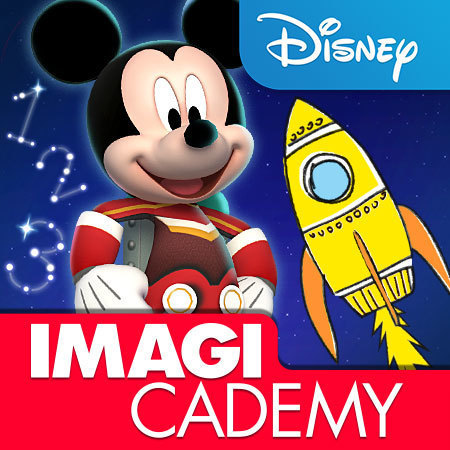 Disney Imagicademy: Mickey's Magical Maths World