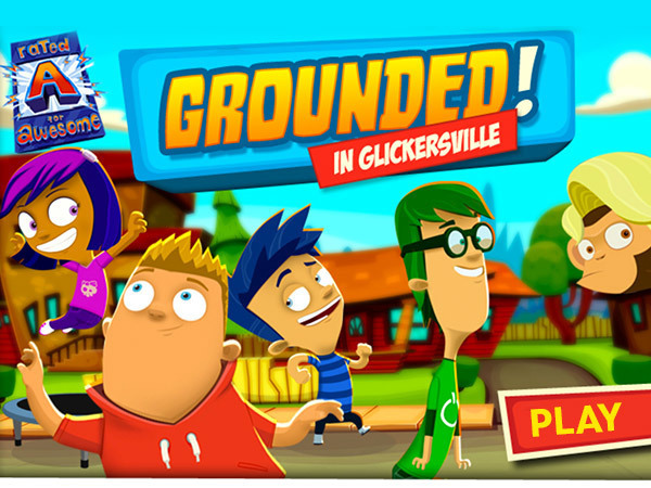 Rated A for Awesome - Grounded in Glickersville