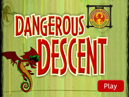 American Dragon: Jake Long - Dangerous Descent
