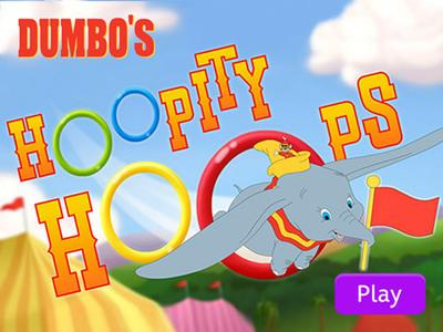 Dumbo's Hoopity Hoops