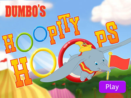 Dumbo's Hoopity Hoops